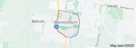 Bannockburn Carpet Cleaning Location