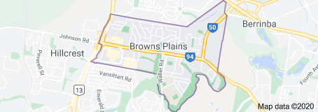 Browns Plains Carpet Cleaning Location