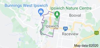Ipswich Carpet Cleaning Location