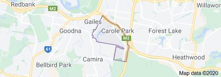 Carole Park Carpet Cleaning Location