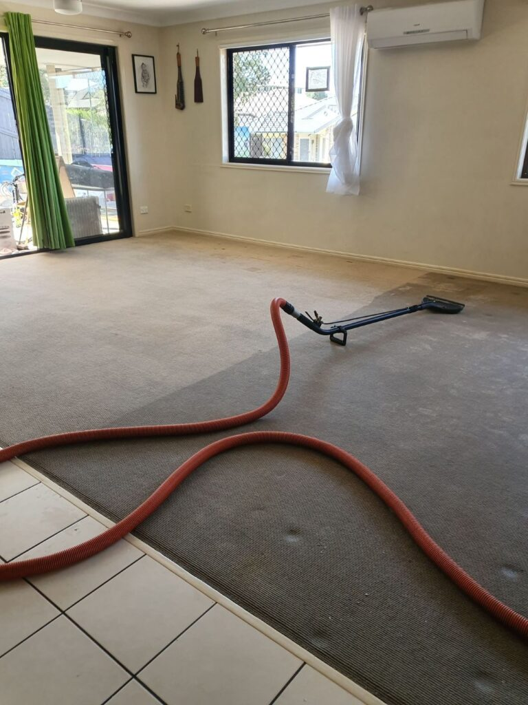 Carpet Cleaning Water Extraction Larapinta