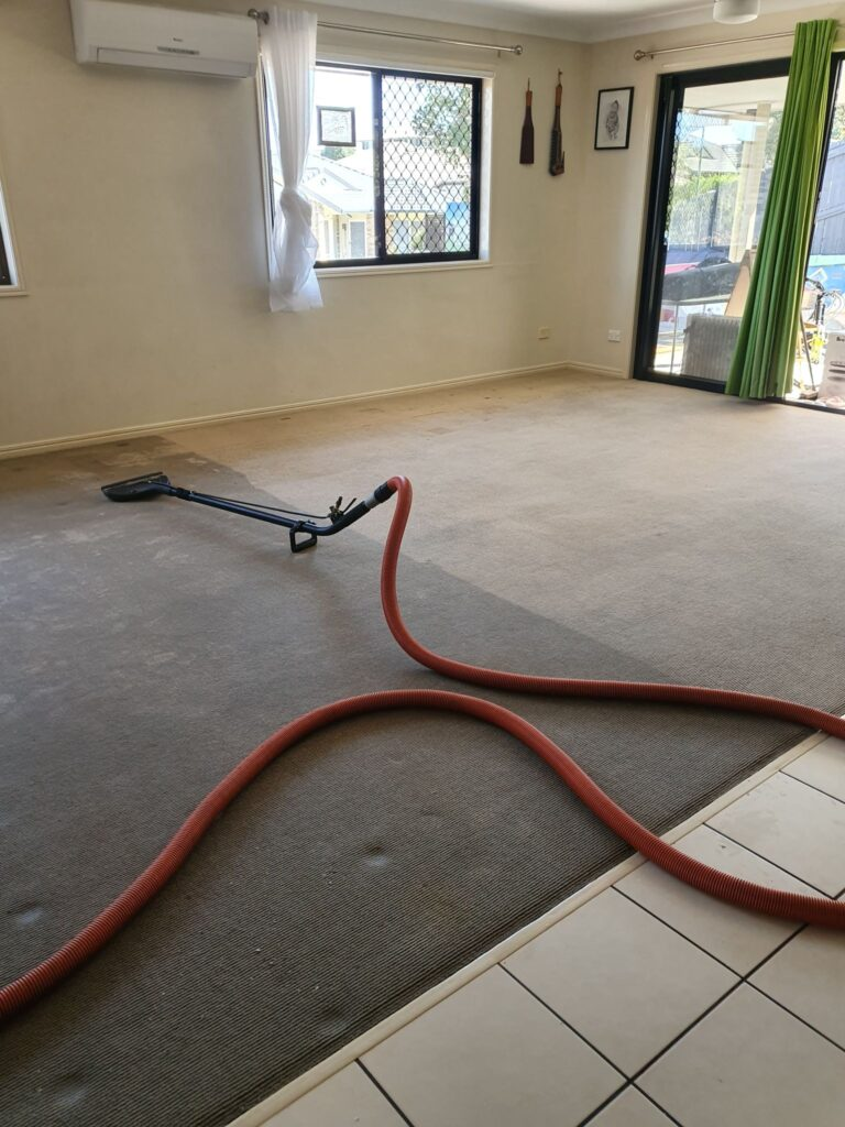 Emergency Carpet Water Extraction Logan